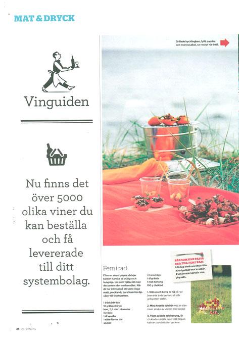 Dagens Nyheter sidan 24